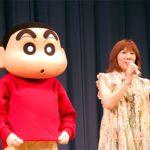 クレヨンしんちゃんの声優・矢島晶子が降板。その理由は?次の声優は誰?